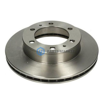 Picture of Toyota Fortuner 4 2nd Gen Front Brake Discs