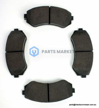 Picture of BMW 3 Series 320 F30/F31/F34 Rear Brake Pads