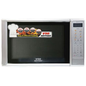 Picture of Von Microwave Oven, HMS-210DS, Silver, 20L