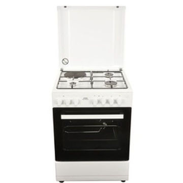 Picture of Von 3 Gas Burner & 1 Electric Cooker, 7312NEW, White