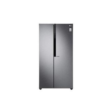 Picture of LG Door-in-Door Refrigerator, GC-B247KQDV, 627L, Silver