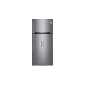 Picture of LG Top Mount Refrigerator, GL-H602HLHU, 410L, Silver