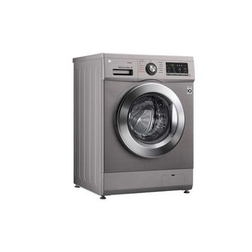 Picture of LG Front Load Washing Machine, FH4G6VDYG6, 9kg, Silver