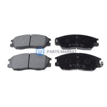 Picture of Toyota Prado 4.0 4th Generation Front Brake Pads