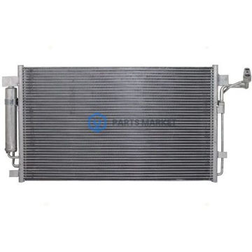 Picture of Nissan Tiida 1.8 2nd Generation Condenser