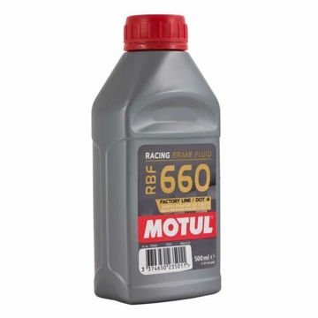 Picture of Motul Racing Brake Fluid 660 Dot 4, 500ml