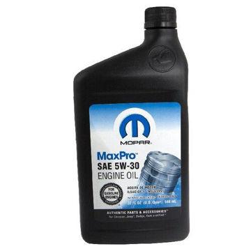 Picture of Mopar MaxPro Engine Oil, SAE 5W-30, 1L