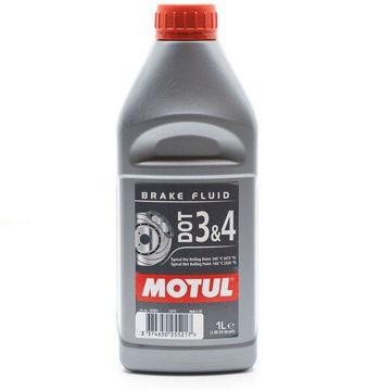Picture of Motul Brake Fluid Dot 3 And 4, 500ml