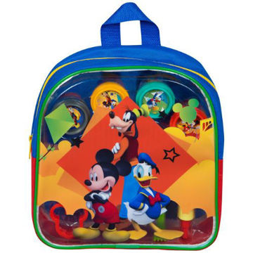 Picture of Mickey Dough Filled Backpack, Multicolor, 11 Pieces, Pack of 6