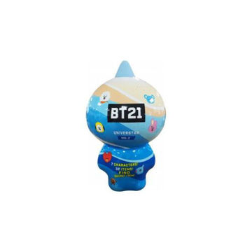 Picture of BT21 Universtar Vol.2 Collectables, Blue, Pack of 14