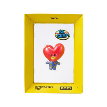 Picture of BT21 Interactive Toy Tata, Multicolor, Pack of 4