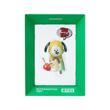 Picture of BT21 Interactive Toy Chimmy, Multicolor, Pack of 4