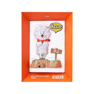 Picture of BT21 Interactive Toy RJ, Multicolor, Pack of 4
