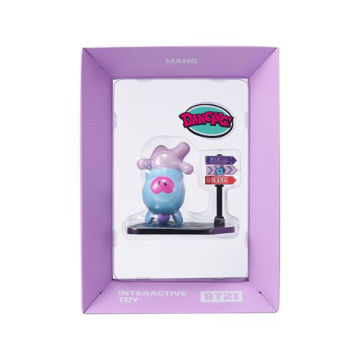Picture of BT21 Interactive Toy Mang, Multicolor, Pack of 4