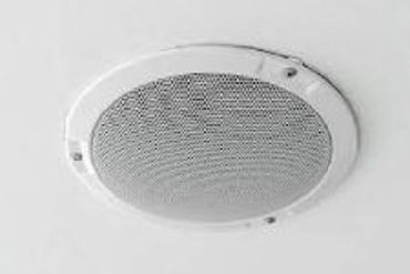 Picture for category In-ceiling Speakers