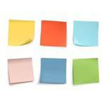 Picture for category Sticky Notes