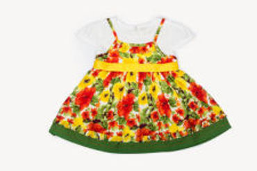 Picture for category Girls' Baby Clothing