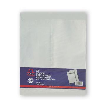 Picture of Libra X-Ray Envelopes, White, 100GSM, Carton of 500 Pieces