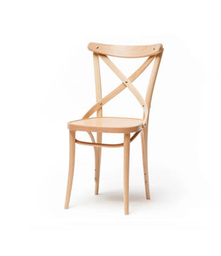 Picture of Solid Beech Wood Frame Chair-150