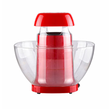 Picture of JD Popcorn Maker with Transparent Bowl, MY-B017, Pack of 2