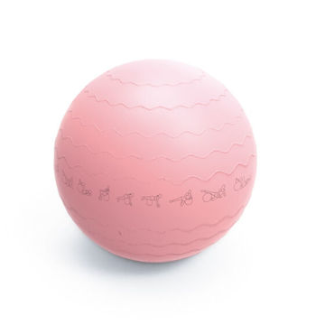 Picture of Vine Anti Burst Gym Ball, IR97403, 65cm, Pink, Pack of 10