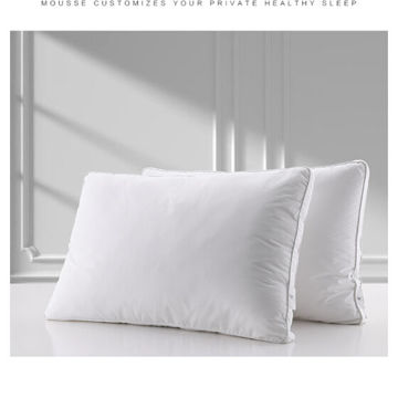 Picture of JD Microfiber Pillow, White, 60x70cm, Pack of 5