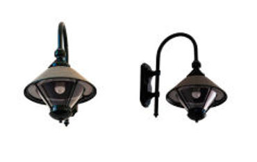 Picture for category Outdoor Wall Lamps