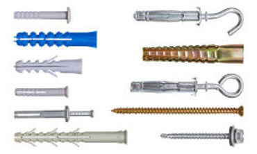 Picture for category Fasteners & Hooks