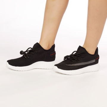 Picture of Lace-Up Chunky Sole Sport Shoes - Pack of 12