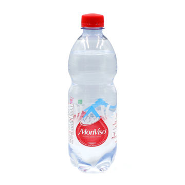 Picture of MonViso Natural Mineral Sparkling Water, 500ml - Pack of 6