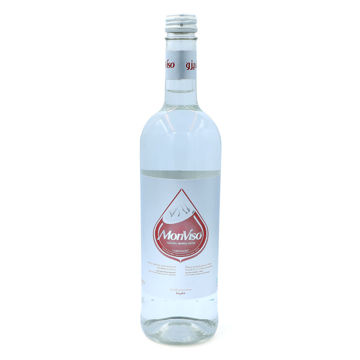 Picture of MonViso Natural Mineral Sparkling Water, Glass Bottle, 750ml - Pack of 12