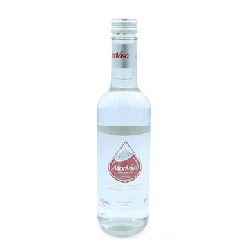 Picture of MonViso Natural Mineral Sparkling Water, Glass Bottle, 375ml - Pack of 20