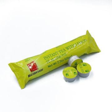 Picture of Hausbrandt Instant Tea With Lemon Capsules, 10 Pcs, 65g Box of 5 Blister