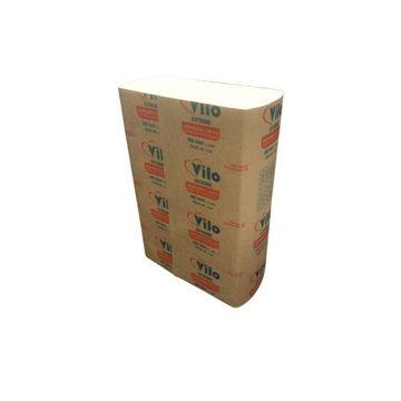 Picture of Vilo Extreme Z Fold Paper Towel, 200 towels, Pack of 12 Pcs| 60 Cartons Per Pallet