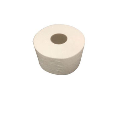 Picture of Star 2 Ply Mini Jumbo Toilet Paper, White, Carton of 12 Pcs | 70 Cartons Per Pallet