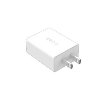 Picture of Eeco Type C Wall Charger with PD Function, 20W - HKAP3231S-20US