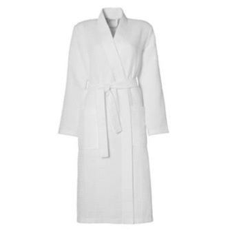 Picture of JD WTX Silky Plush Robe with Shawl Collar
