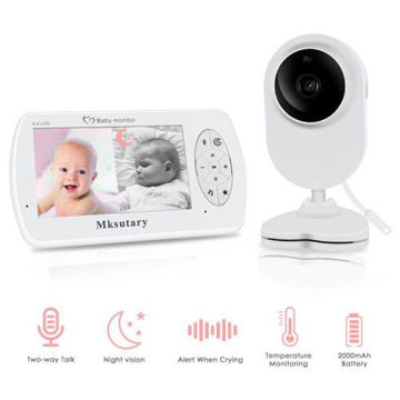 Picture of JD Digital Video Baby Monitorn - XF-811, 2.4GHz