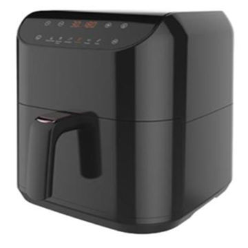 Picture of Weking Portable Air Fryer with Digital Display, Black - KZ-6011