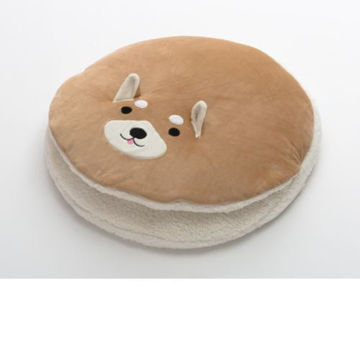 Picture of JD Shibax Dog Sleeping Bag, Brown and Beige