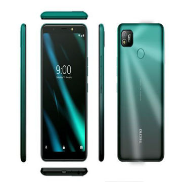 Picture of JD Techno Pop 4 Mobile, Green