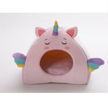 Picture of JD Unicorn Cat Cave, Pink