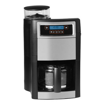 Picture of JD Coffee Maker with Grinder, Black, 238523