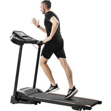 Picture of JD Motorized Compact Folding Treadmill with Audio Speakers