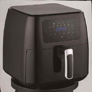 Picture of JD Electric Air Fryer - Black, 6316