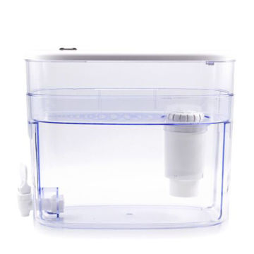 Picture of Bluetech Water Dispenser with Filters - White, HS-522