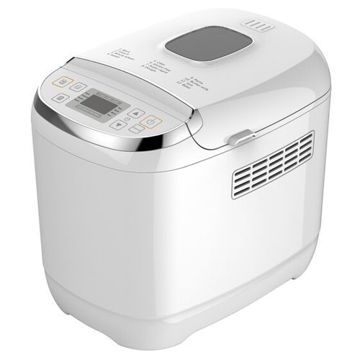 Picture of JD Electric Bread Maker - White and Silver, 107713