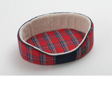 Picture of JD British Style Round Pet Bed, Multicolor