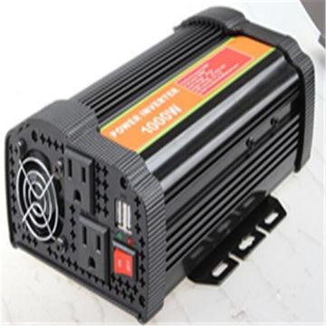 Picture of JD JoooDeee BYGD Car Power Inverter - Black, P1500U