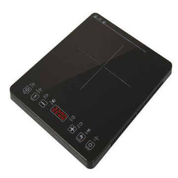 Picture of JD Induction Cooker, Black - ALP-DC17